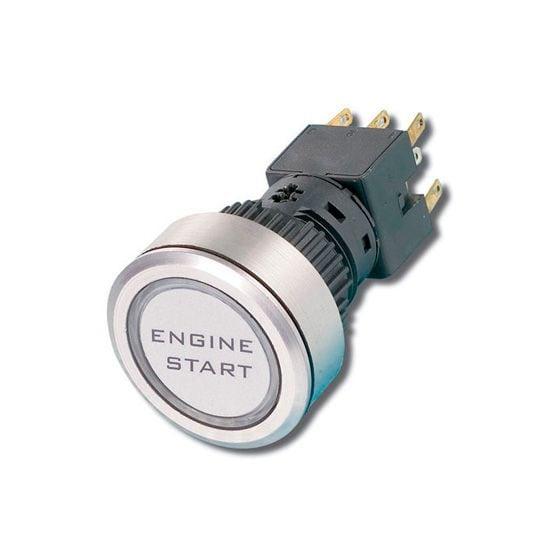 Trillogy Starter Push Button – Green Illumination