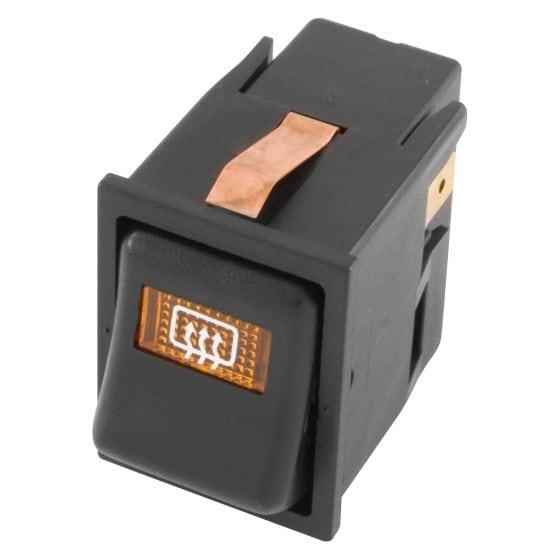 Trillogy Illuminated Rocker Switches – Demist Switch