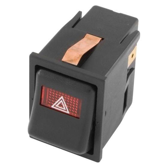 Trillogy Illuminated Rocker Switches – Hazard Switch