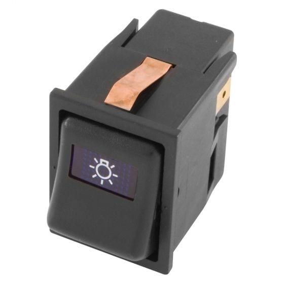Trillogy Illuminated Rocker Switches – Lighting Switch – Off On On
