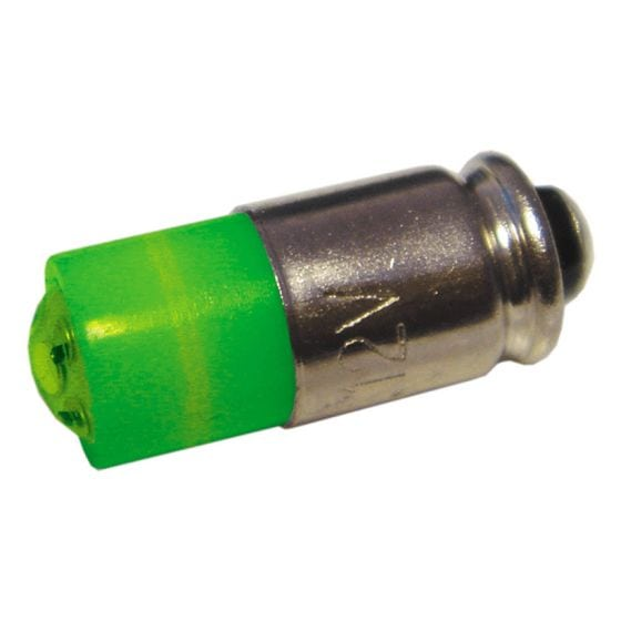 Trillogy Replacement LEDs For Trillogy Aluminium Switches – Green, Green
