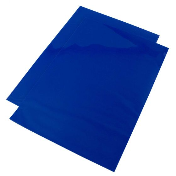 Demon Tweeks Universal Mudflaps – Blue, Blue