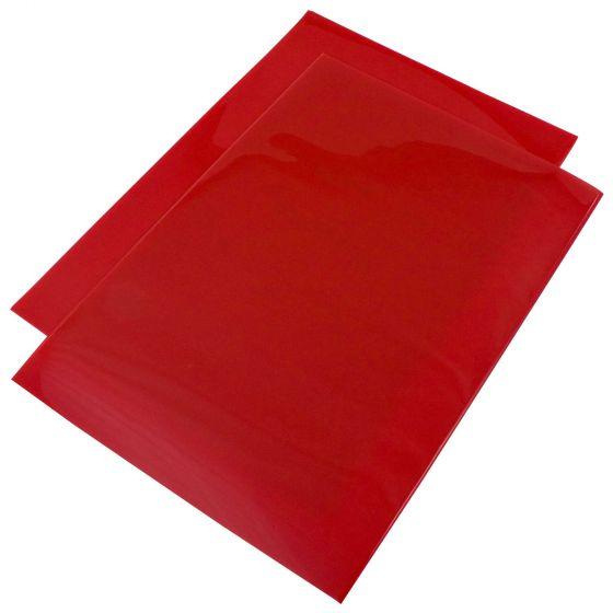Demon Tweeks Universal Mudflaps – Red, Red