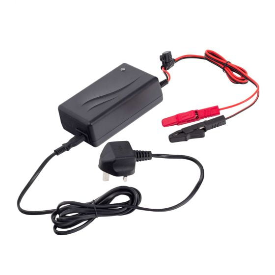 DMS Lithium Battery Charger – 2 Amp – 2A Charger