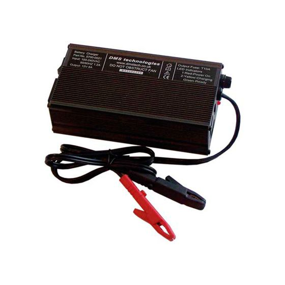 DMS Three Stage Battery Charger