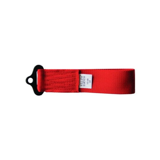 Willans Tow Strap – Fixed, Red