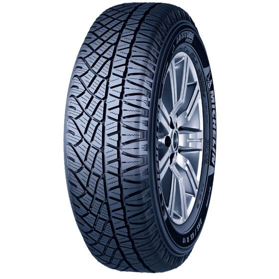 Michelin Latitude Cross Performance Road Tyre – 225 55 17 101H Extra Load