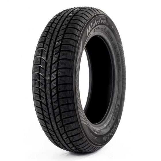 Yokohama W Drive Winter Tyres – 245 40 18 93V V902B Runflat