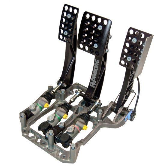 A P Racing Floor Mounted 3 Pedal Box