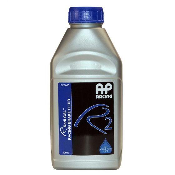 A P Racing Radi-Cal R2 Racing Brake Fluid (Was AP 600) – 500ml Bottle