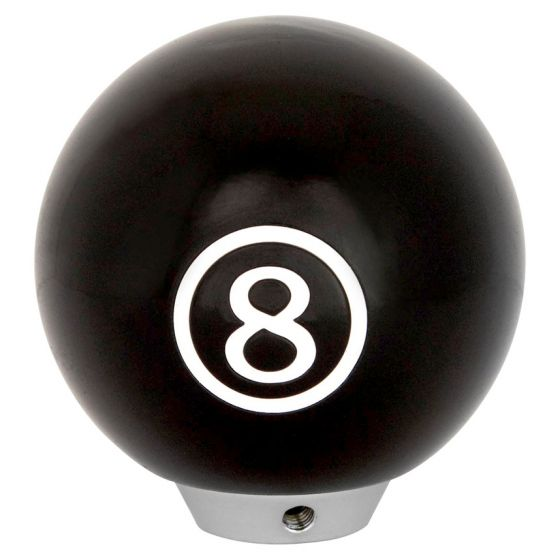 Auto-Style 8 Ball Gear Knob, Black