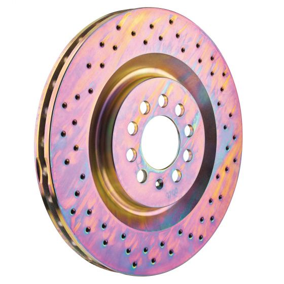 Brembo Sport Line Slotted Rear Discs – Rear Pair 265.5 x 10mm