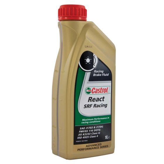 Castrol React SRF Racing Brake Fluid – 1 Litre