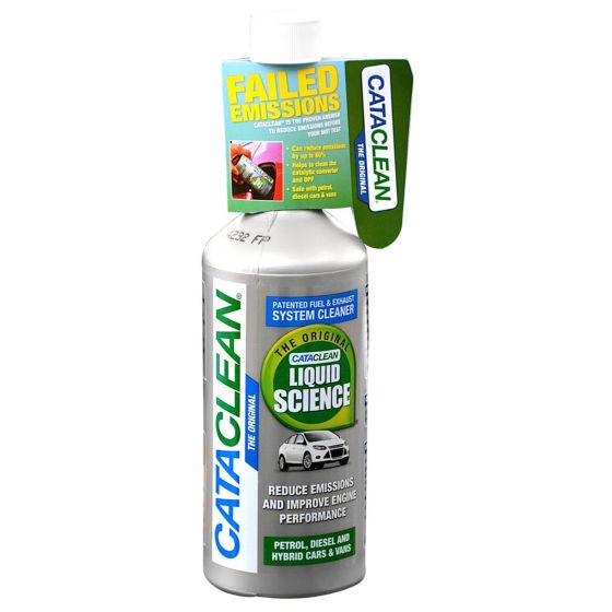 Cataclean Engine & Exhaust Cleaner Treatment – 475ml