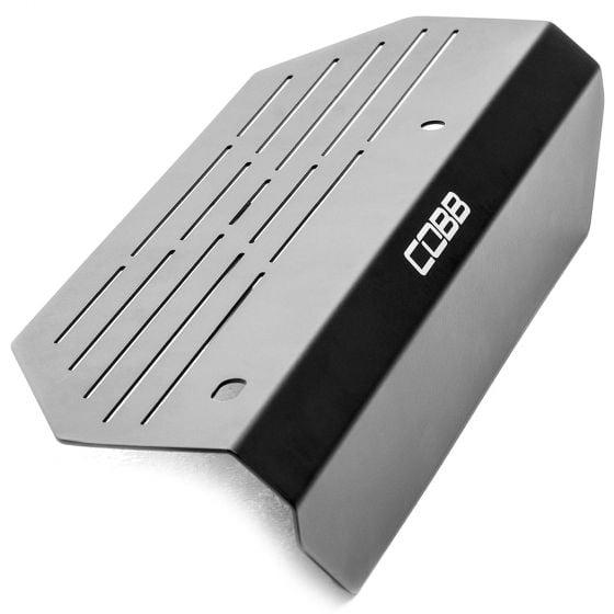 Cobb Tuning Alternator Cover, Silver