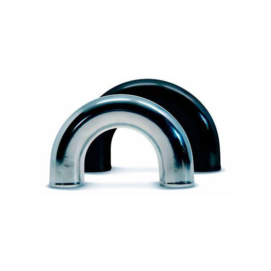 Drift 180 Degree Aluminium Pipe – Black