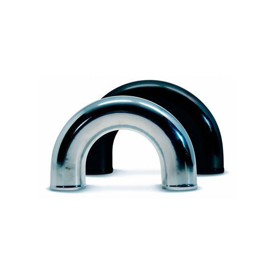 Drift 180 Degree Aluminium Pipe – Polished