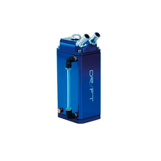 Drift Oil Catch Tank – Blue