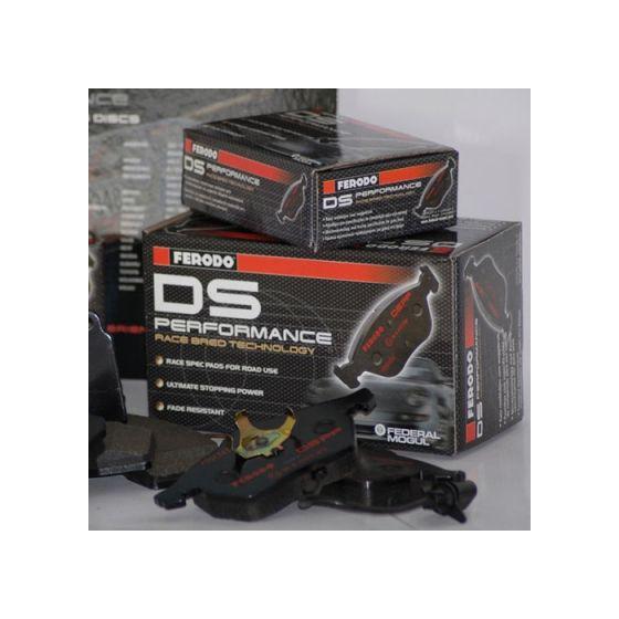 Ferodo Front DS Performance Pads – Front Pad Set – Bosch Caliper