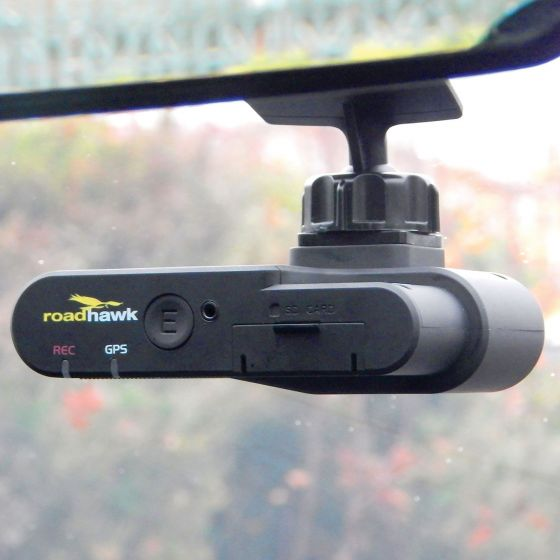 Roadhawk DC2 Camera
