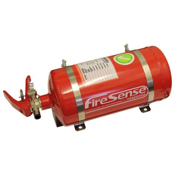 SPA Design Mechanical 4.0 Ltr Saloon Fire Extinguisher – Steel Bottle