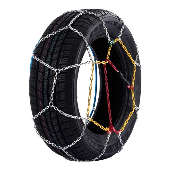 Carpoint Fastfit Snow Chains – 9mm – KNN-90 Size