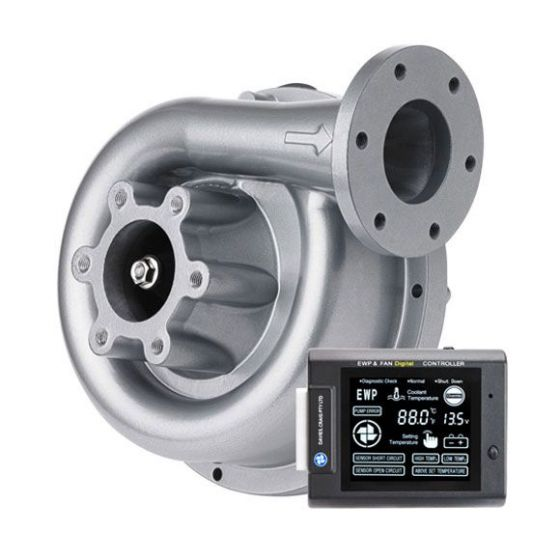 Davies Craig EWP130 Alloy Water Pump & Digital Controller Combo