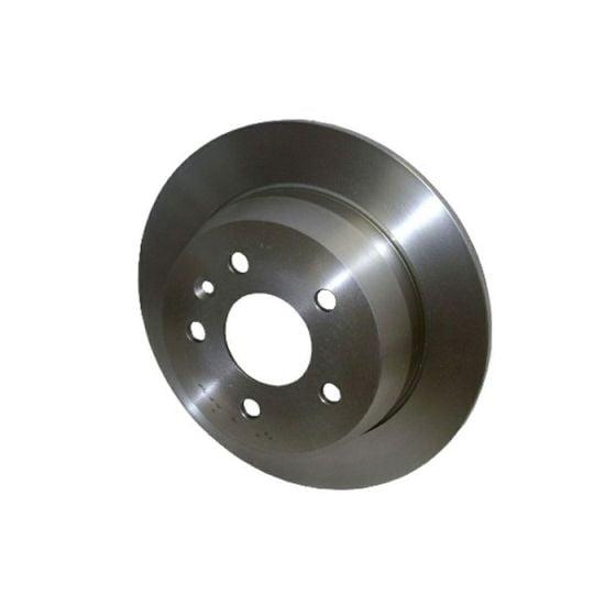 Mintex Performance Brake Discs – Rear Pair – Solid, 254mm x 12mm