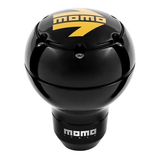 Momo SK-51 Gear Knob – Black, Black