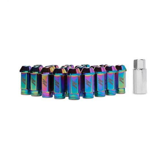 Mishimoto Aluminium Locking Lug Nuts, Purple