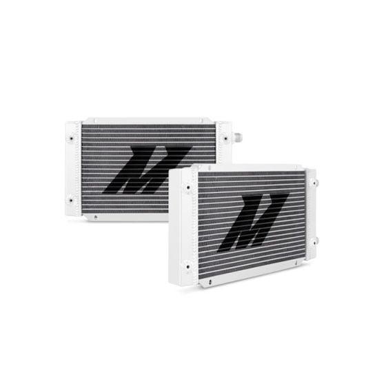 Mishimoto Universal 19 Row Dual Pass Oil Cooler