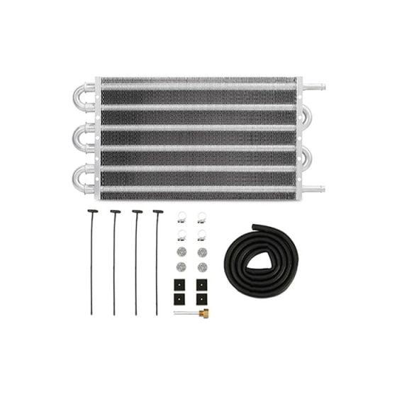 Mishimoto Universal Transmission Fluid Cooler – 305mm x 190mm x 19mm