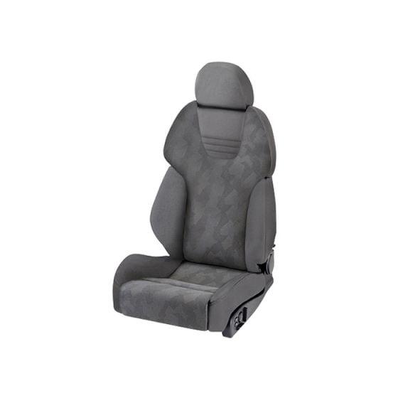 Recaro Style Sportline Seat – Nardo Grey / Artista Grey, Right Hand, Grey