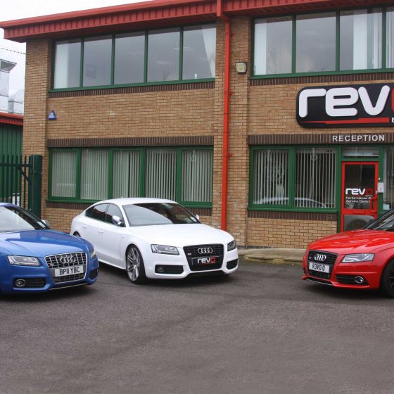 Revo ECU Remapping offering Increase of – KTM Xbow Petrol 2.0TFSI (237bhp)