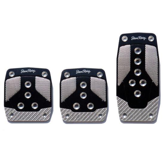 Simoni Racing Carbon Shade Sport Pedal Covers