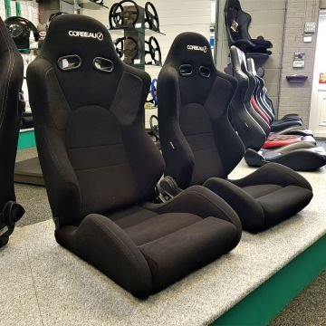 Corbeau RS1 Jacquard Edition Reclining Sport Seat