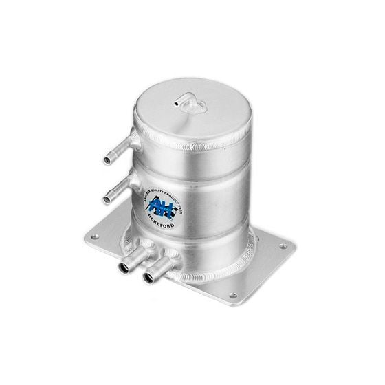 A H Fabrications Alloy Swirl Pot – 1.5 Litre Capacity With 2 Outlets