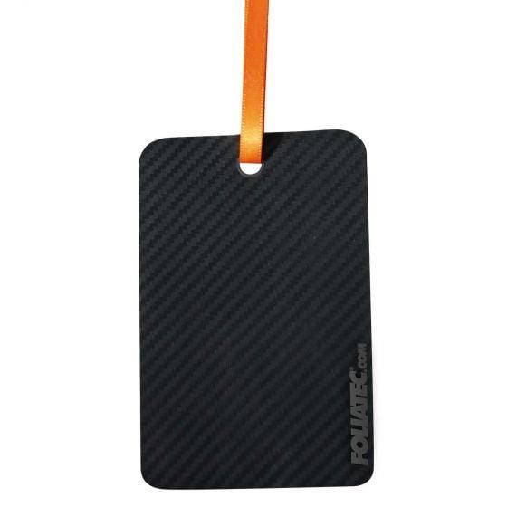 Foliatec Carbon Pad Air Freshener – Tangy Scent Race