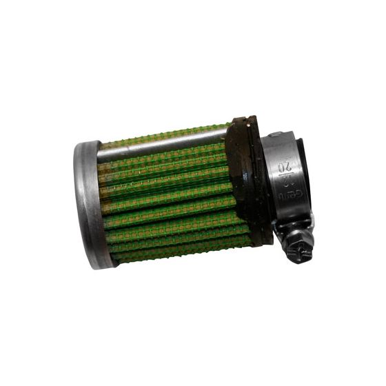 Green Filters Cylindrical Breather Filter – 10 x 35 x 40mm