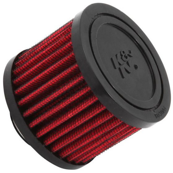 K&N Filters Breather Filter – 25 x 76 x 57mm Rubber Top