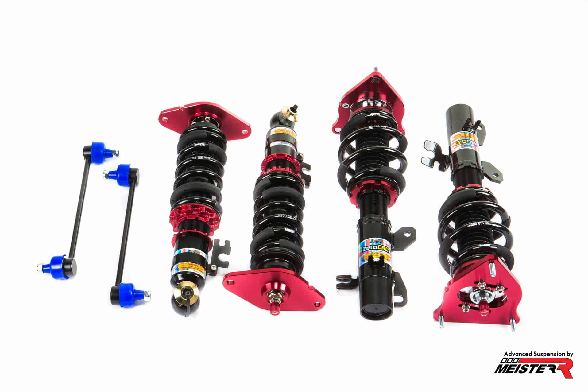 MeisterR ClubRace Coilovers for MINI (R56) 07 – UP