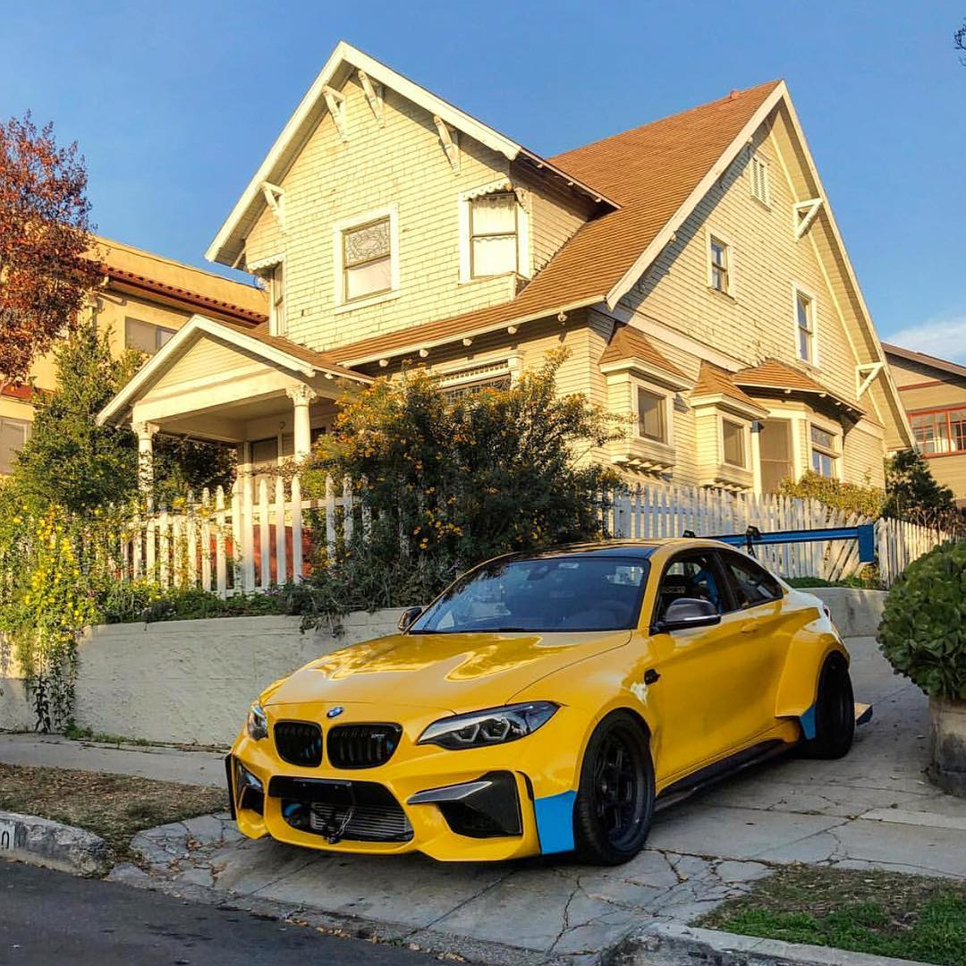 BMW M2 Fast and Furious