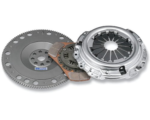 Toda Ultra Light Weight 3-Puk Mettalic Clutch Kit Nissan 240SX S15