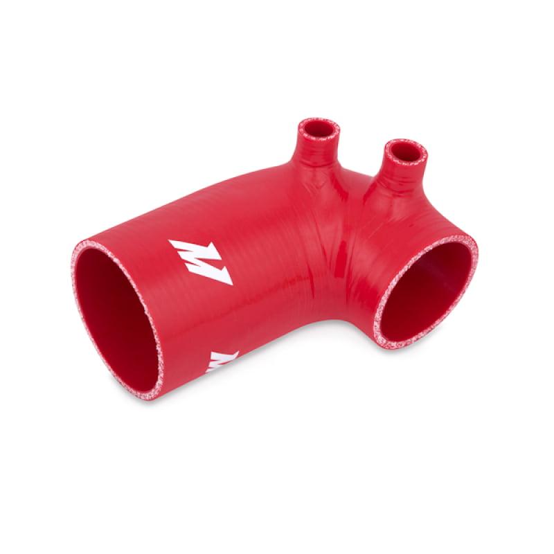 "Mishimoto 3.5"" HFM Silicone Intake Boot (Red) BMW E36 (325 | 328 | M3) 1992-1999"
