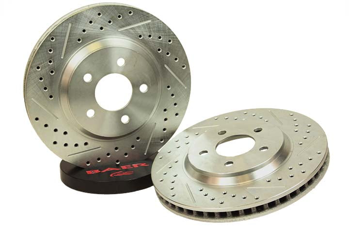 Baer Brakes Rotor Pair Model #31518-020
