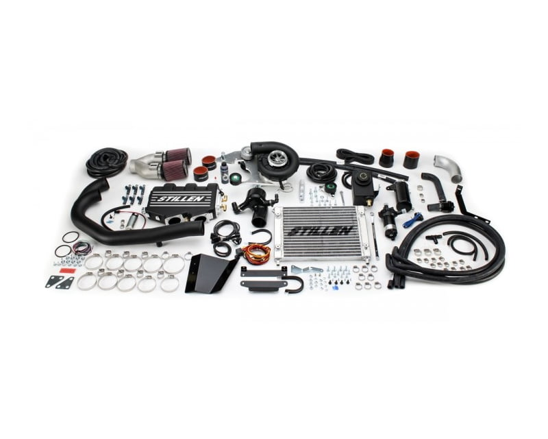 STILLEN Satin Supercharger System Nissan 370Z Nismo 09-11
