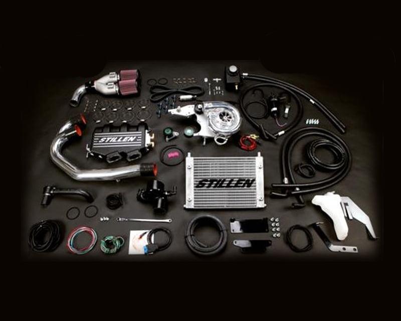 STILLEN Polished Supercharger System Nissan 370Z Nismo 09-11