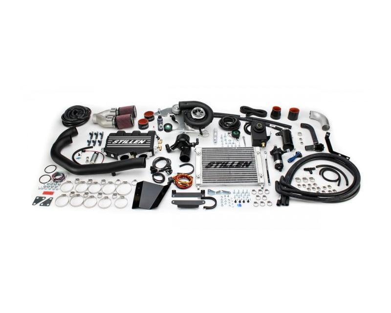 STILLEN Satin Supercharger Tuner Kit Nissan 370Z Nismo 09-11