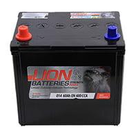Lion 014 Car Battery