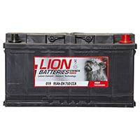 Lion 019 Car Battery